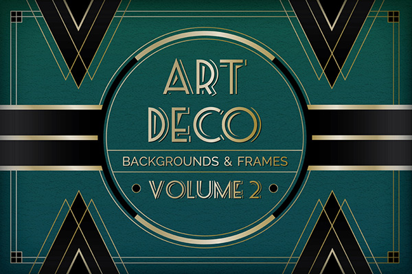 Art Deco Backgrounds Vol 2 01