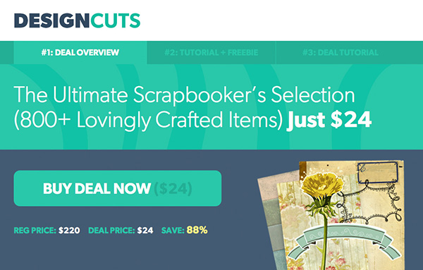 design cuts scrapbundle