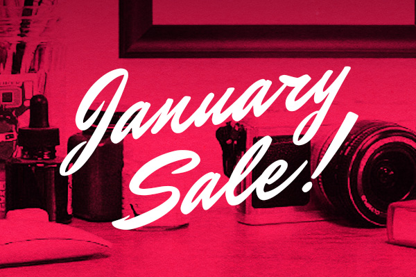 January Sale Offers