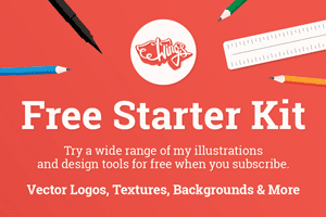 Click to download your free design resources for Adobe Photoshop and Illustrator.